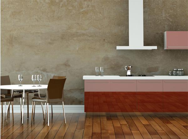 styl minimalistyczny w apartamentach Kornel