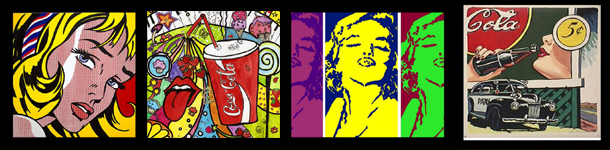 pop art Apartamenty KOrnel